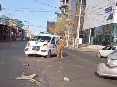 News Paparazzi : Түргэн тусламжийн авто машин, шуурхай албаны хамгаалалтын автомашинтай мөргөлджээ