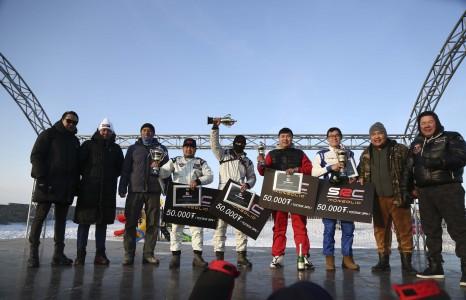 2020 оны анхны ICE Drift нээлттэй тэмцээн амжилттай болж өндөрлөлөө.